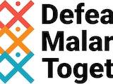 M2030 logo defeating malaria together
