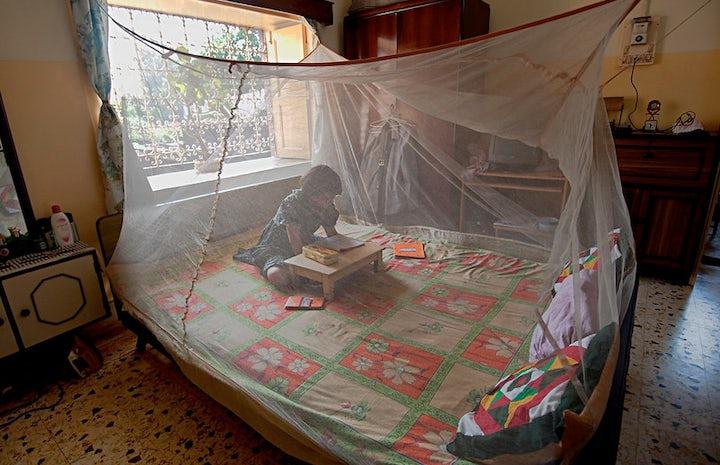 India malaria undp