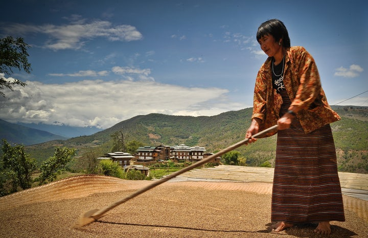Asia development bank bhutan