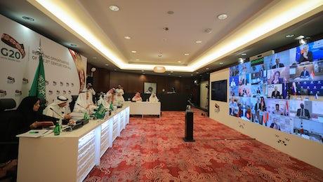 G20 Saudia Arabia 2020  ©  G20 Media