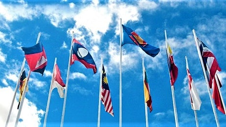 Flags of ASEAN