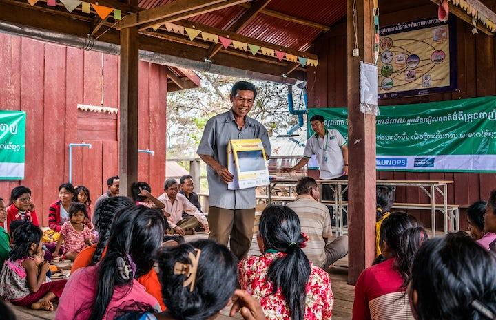 Gf cambodia malaria khik khrom village 785